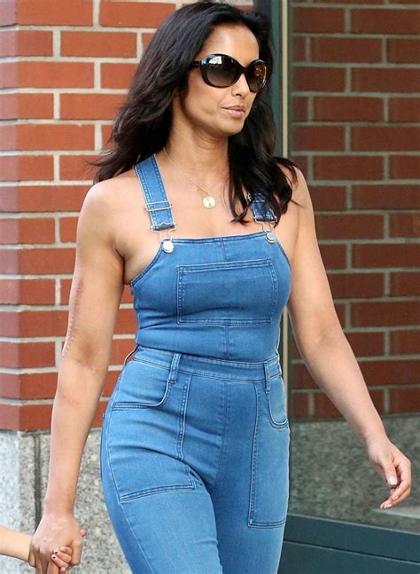 Latest Trends by Padma Lakshmi S Interesting Take On Overalls Page 2