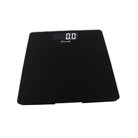 escali bathroom scale escali digital glass platform bathroom scale in black