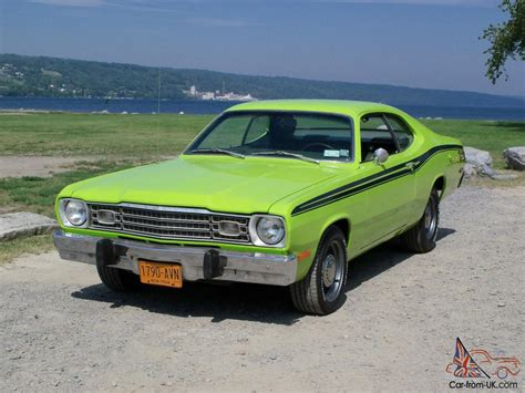 1973 plymouth duster 340 for sale 1973 340 plymouth duster