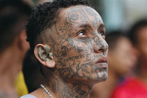 covered in tattoos can el salvador s gangs reintegrate