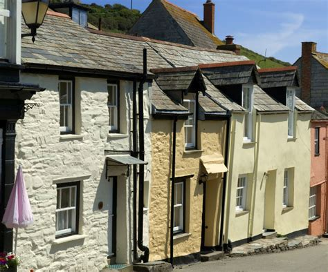 Cottages Port Isaac port isaac cottages cornwall guide photos