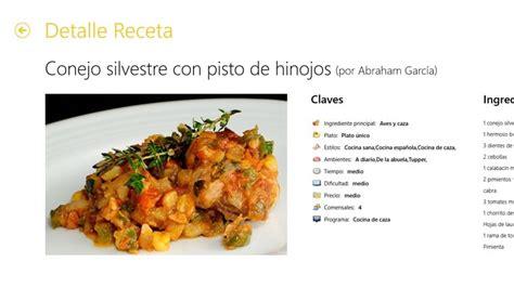 descargar recetas de cocina gratis canal cocina descargar