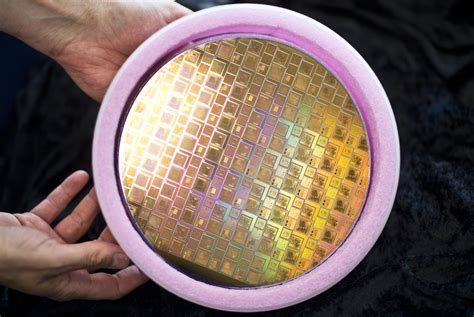 space in images 2014 02 integrated circuits on silicon wafer