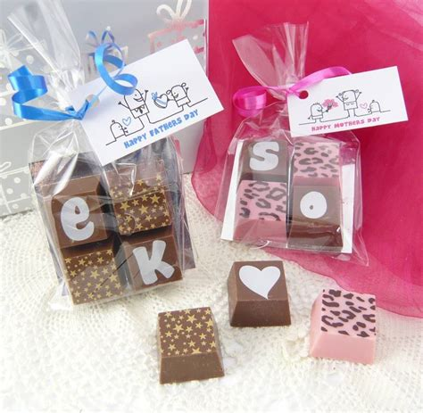 Wedding Favors Chocolate Mix by Personalised Chocolate Wedding Favours By Chocolate By