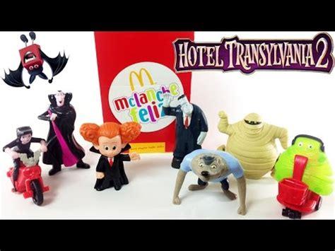 Mcdonalds Happy Meal Hotel Transylvania 2 Frank Mask mclanche feliz set 2015 hotel transilv 226 nia 2 cole 231 227 o mcdonalds