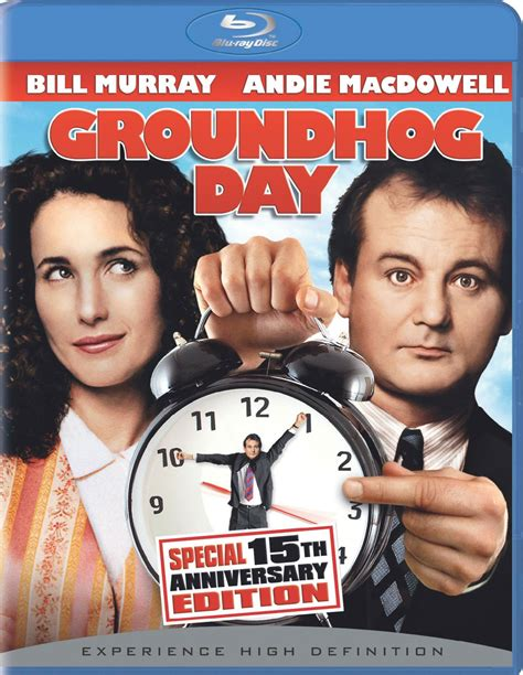 Groundhog Day Dvd Release Date