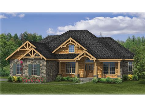craftsman home plan craftsman ranch house plans craftsman house plans ranch