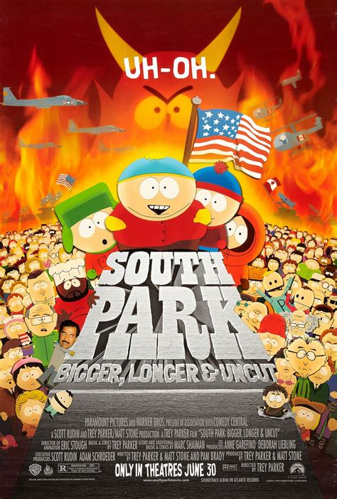 film uncut adalah south park bigger longer uncut 1999