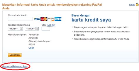 membuat paypal master card cara membuat akun paypal step by step education plus
