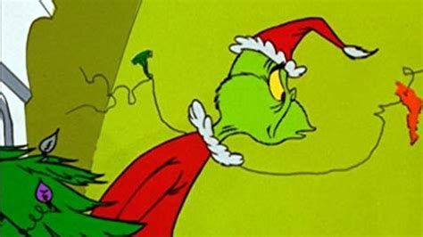 grinch stole christmas tv