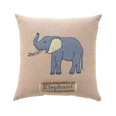 home decorators collection elephant 18 in square