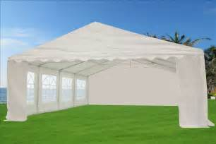 Wedding Awning 26 X 20 Heavy Duty Party Tent Gazebo Canopy