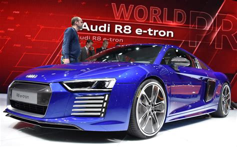 Audi Car Company Profile by Audi Discontinues Production Of All Electric R8 E