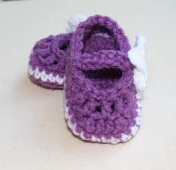 ta bay crochet free pattern mary jane skimmer booties