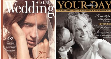 Wedding Album Concept by The Wedding Album Your Wedding Day Magazine Features