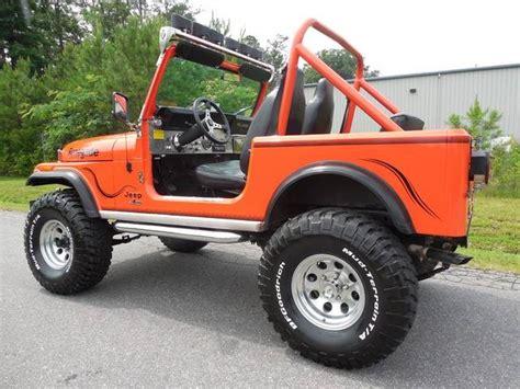 1991 Jeep Cj 7 1984 jeep cj 7