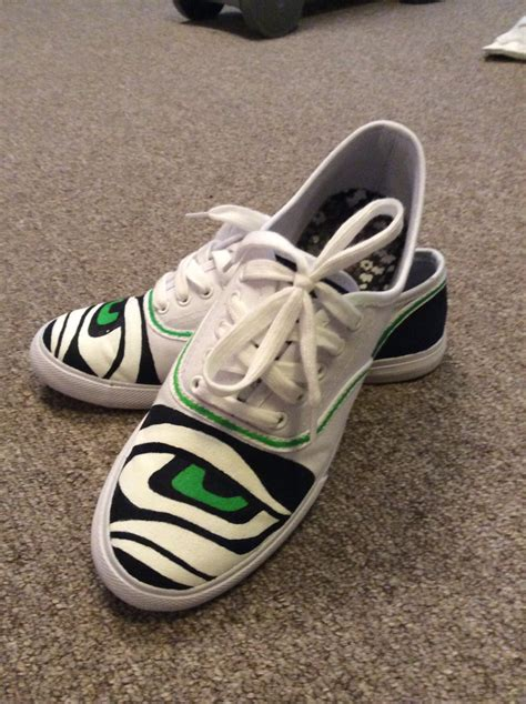 seattle seahawks shoes seattle seahawks custom s shoes by cclodo on etsy