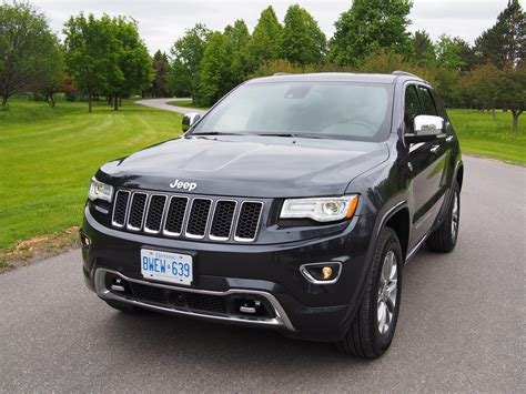 eco jeep grand review 2015 jeep grand ecodiesel canadian auto