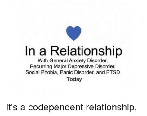In A Relationship Meme - 25 best memes about anxiety disorders anxiety disorders