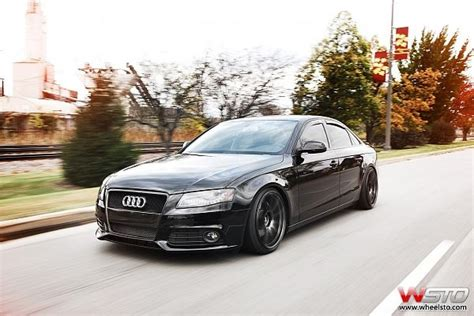 audi a4 modified modified audi a4 2010 shut up drive