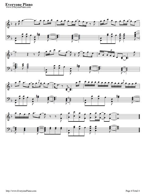 i m not the only one sheet music by sam smith piano free i m not the only one sam smith sheet music preview 4