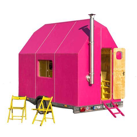 magenta tiny house plans