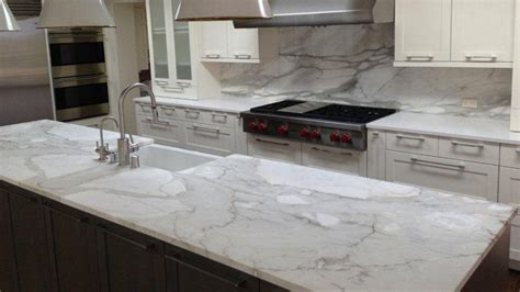 Marble Kitchen Countertops Granite Vs Marble Countertops Ddfgranite