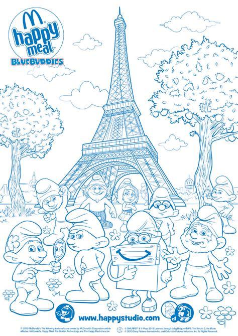Vanity In Latin Mcdonalds Smurfs 2 Toys Guide Bluebuddies Com