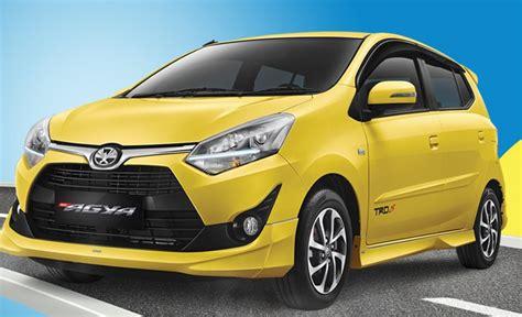 Lu Depan Mobil Toyota Toyota Agya 2017 Mobil Lcgc Yang Laris Di Pasar Indonesia
