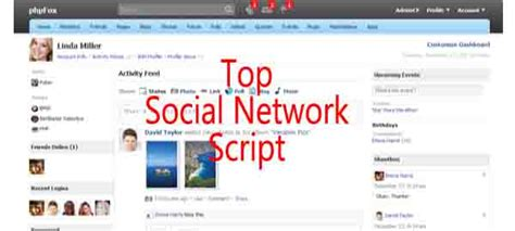 best social networking script how to create a social networking site
