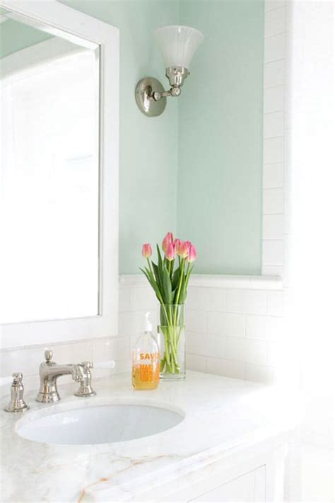 bathroom paint colors behr paint colors tile and mint on pinterest