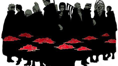 Akatsuki Group Member 0d Wallpaper HD