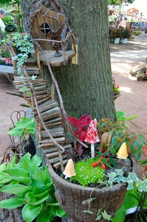 Unique Plant Pots by Hello Wonderful 10 Fabulous Fairy Gardens