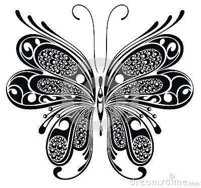 butterfly tattoo designs black and white 24 best butterfly no black images on