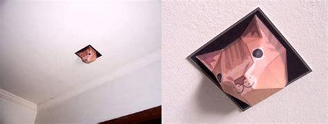Ceiling Cat Papercraft - ceiling cat papercraft