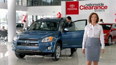 toyota commercial actress jan jamie bernadette s national toyota commercial youtube