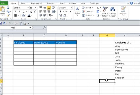how to work with drop lists in ms excel master data