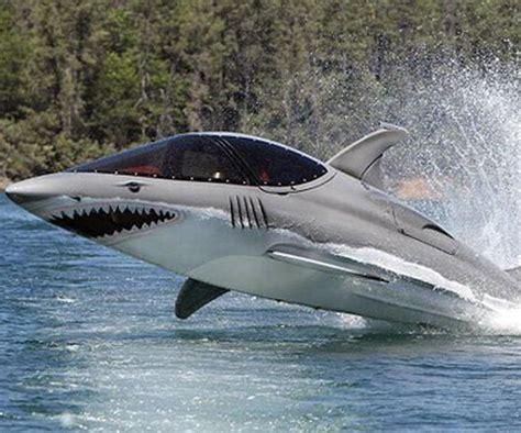 jet shark boat seabreacher shark x water jet dudeiwantthat
