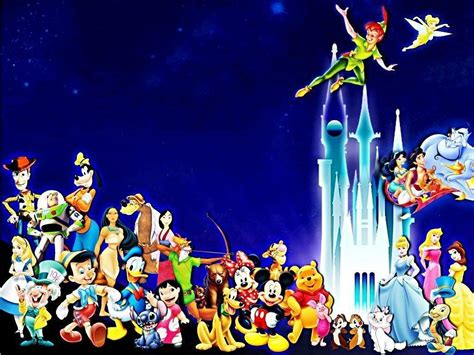 disney characters wallpapers wallpaper cave disney characters backgrounds wallpaper cave