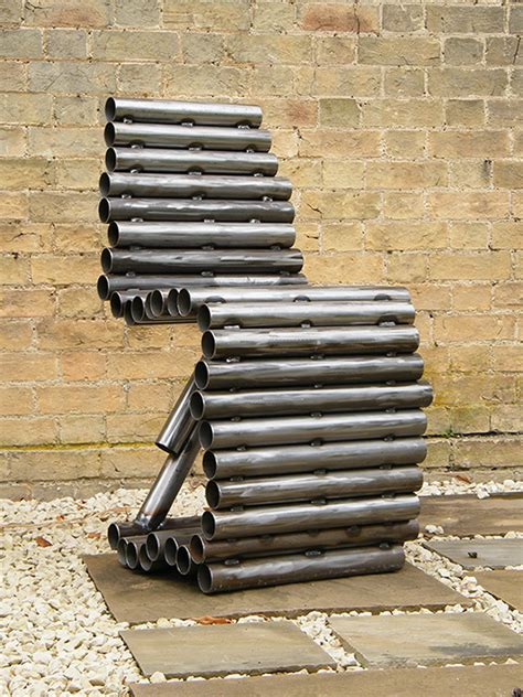 chair contemporary and modern metal furniture by