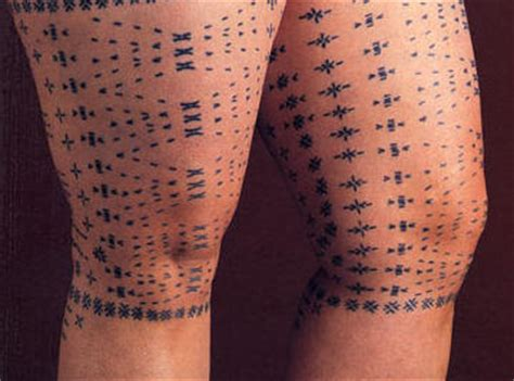 samoan tribal tattoos