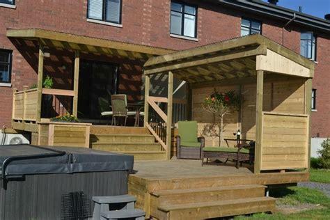 patio veranda veranda sur patio album photos r 233 novation michel leclerc