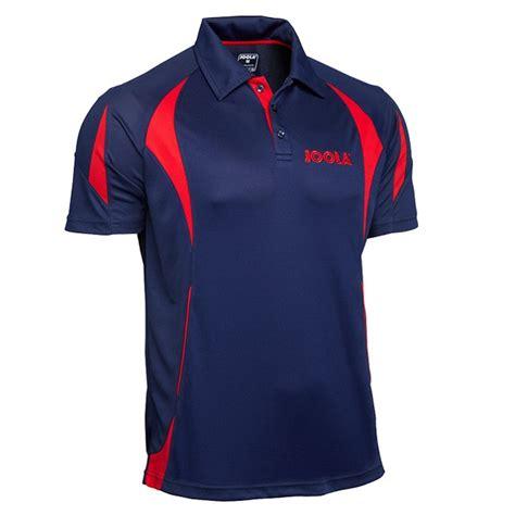 joola table tennis clothing joola matera table tennis shirt