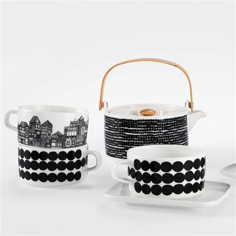 marimekko teekanne the oiva r 228 symatto bowl from marimekko in the shop