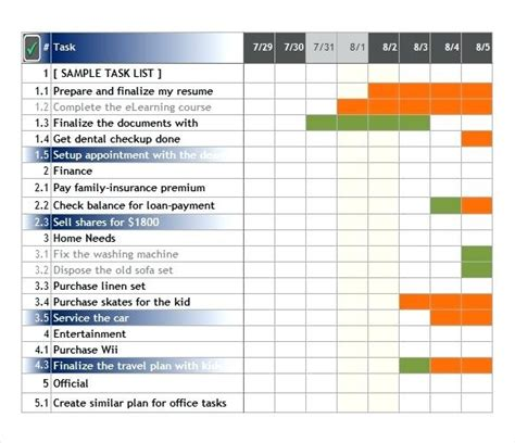 Excel Task Tracker Template Templates Collections Excel Sheet Template For Task Tracking