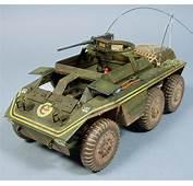 Improving The Tamiya M20 1/35 Scale 35234
