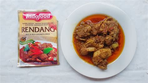 rendang indofood youtube