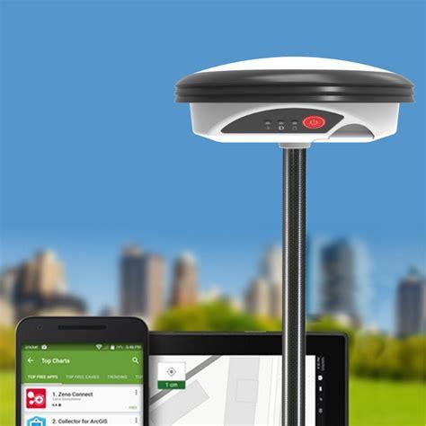 leica zeno gg smart antenna  ios android  windows