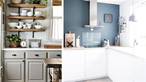 cuisine relooker relooker ses meubles de cuisine avec un petit budget