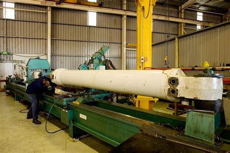 hydraulic cylinder disassembly bench hydraulic repairs